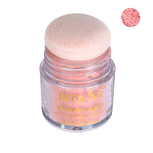 Fard à Joues Blush Poudre Pressed Powder Palette Maquillage Gâteau en poudre Bouteille (C)