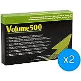 Augmentation du sperme - 2 Volume500: Pilules naturelles pour augmenter la quantité du sperme
