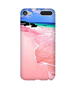 Pink Lake Apple iPod Touch (6th Generation) Case