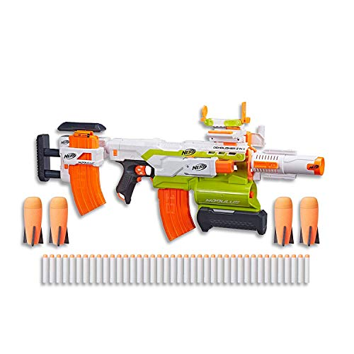Hasbro NERF E1980 Modulus Ultimate Customizer Pack (Banana-clip-pack)