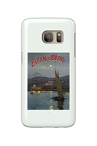 evian-les-bainse-vintage-poster-artist-tauzin-france-galaxy-s7-cell-phone-case-slim-barely-there