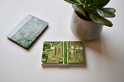 Circuit Board Business Card Hold...