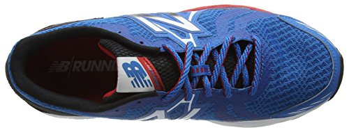 New Balance Running, Chaussures de Fitness Homme Multicolore (Blue 400)