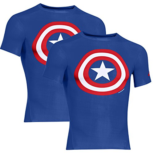 armure-pack-2-shirt-de-compression-de-super-heros-pour-les-hommes-batman-captain-america-flash-super
