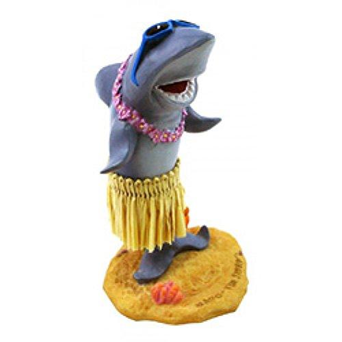 Preisvergleich Produktbild Hawaiian Armaturenbrett Puppe Miniatur Hula Shark Cool