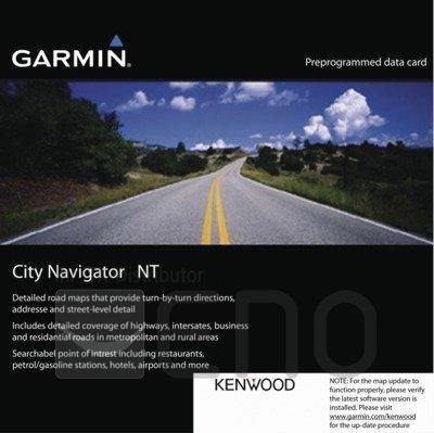 Kenwood KNA-SD27E Update City Navigator Europe NT SD-K -