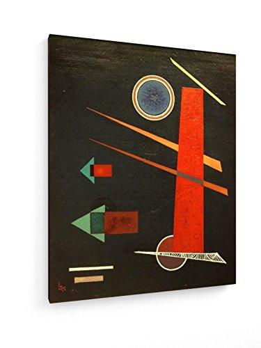 Wassily Kandinsky - Mighty Red - Pittura 1928 - 60x75 cm - weewado - Belle stampe d