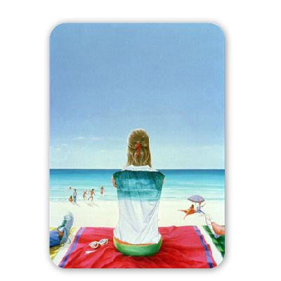 wrigley-gum-girl-ii-by-lincoln-seligman-mouse-mat-art247-highest-quality-natural-rubber-mouse-mats-m