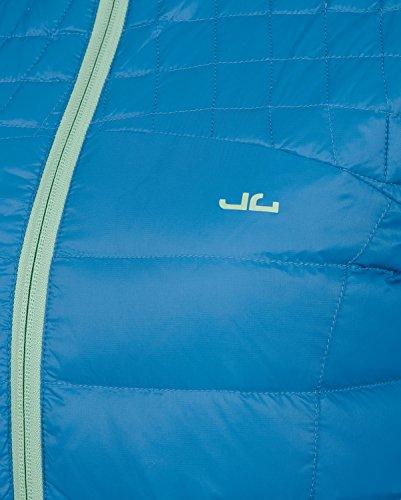 Jeff Green Damen Leichte 750 Cuin Daunenjacke Alina Inklusive Transportbeutel, Größe - Damen:36, Farbe:Snorkel Blue - 4