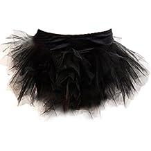 Yummy Bee Falda Tutú Vestido Fantasía Estilo Despedida de Soltera Burlesque Disfraz Talla Grande 34 - 56