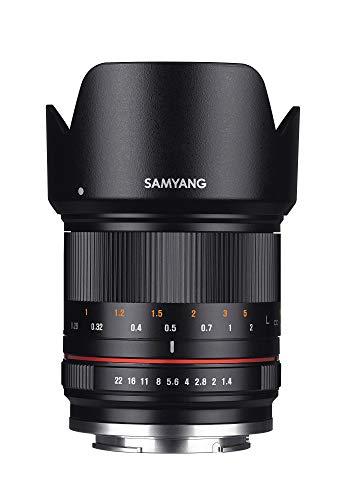 Samyang 21mm F1.4 Objektiv für Fuji X