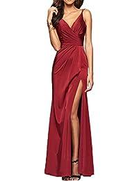 Kleid lang mit schlitz stilvolle kleider in dieser saison - Kleid lang mit schlitz ...
