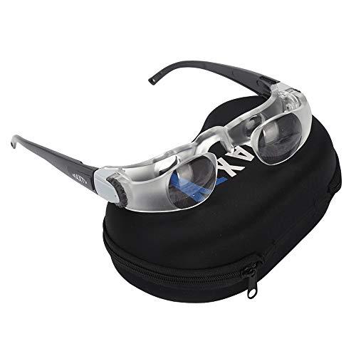 ßÃT Neue Fischen-Teleskop-Gläser HD, die das Blühen beobachten, auf Presbyopia Presbyopia hereinzoomend, das klare Fischen-Brillen addiert, die spezielles Teleskop fischen