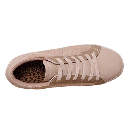 Guess Damen Footwear Active Lady Sneaker Rosa (Nude)