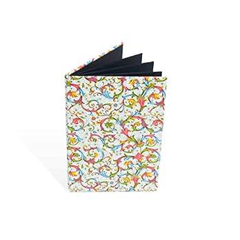Leporello für Bilder, Fotoheft im Format 12 x 17 cm, Mini-Fotobuch mit 14 Seiten, kleines Faltbuch, Einklebe-Album…