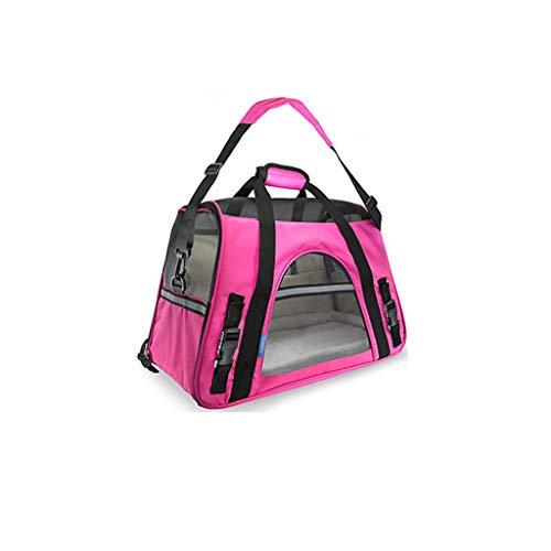Haustier Hund Rucksack Groß Teddy Reise aus tragbar zum Käfig atmungsaktiv warm Katze Mode tragbar Tasche