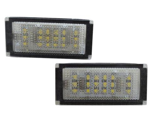 Handycop® Kennzeichenbeleuchtung für 3er E46 Cabrio & Coupe Facelift - mit Zulassung