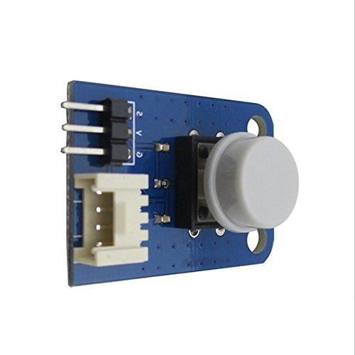 Preisvergleich Produktbild DaoRier Tasten Module Sensor-Taster Schalter Signal-Eingangs Modul