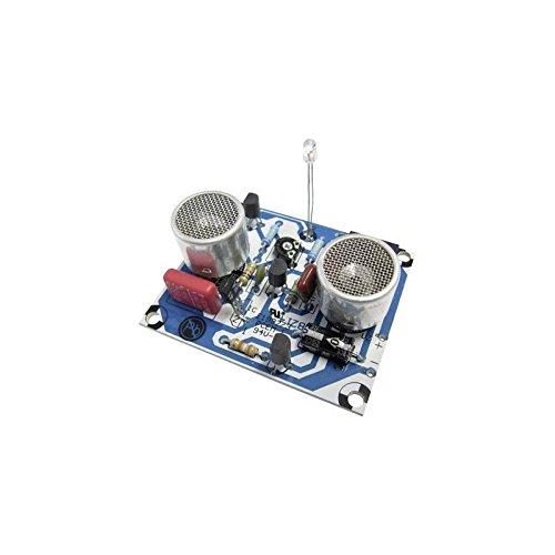 Unbekannt Ultraschall-Abstandswarner Bausatz Kemo B214 9 V/DC, 12 V/DC