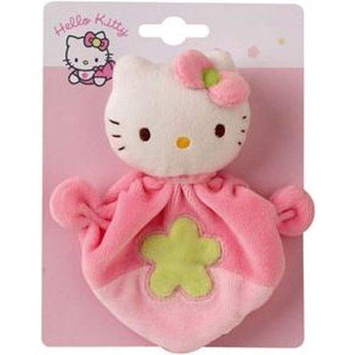 Jemini 40710485 - Mini- Schmusetuch Hello Kitty (Spielzeug Puppe Plüsch Kitty Hello)