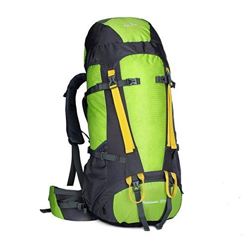 Super professionell Klettern Kit/ trekking Rucksack/Paar Outdoor-Taschen/Rucksack B
