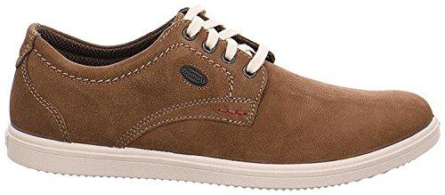 JOMOS - 316323 - Herren Sneakers - Braun Schuhe in Übergrößen