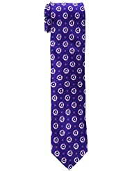 Scalpers Geometric Ties, Corbata para Hombre