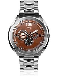 Everlast Reloj Reloj Everlast Ev-100Mf Marrón