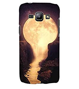 ColourCraft Creative Image Design Back Case Cover for SAMSUNG GALAXY J1
