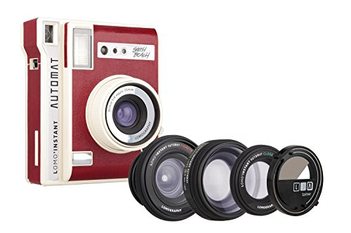 Lomo'instant automat south beach + obiettivi - fotocamera istantanea