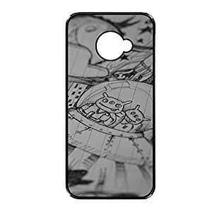 Vibhar printed case back cover for Samsung Galaxy Note 2 UFO