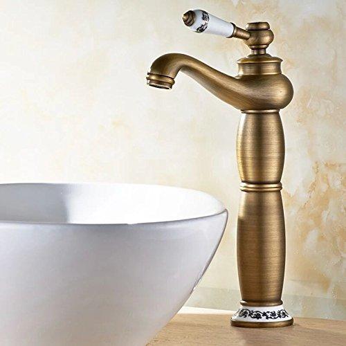 PHA-MACY, heißer und kalter Beckenhahn, Badezimmer mit goldenem Wasserhahn, Küche,Die alten high - end -