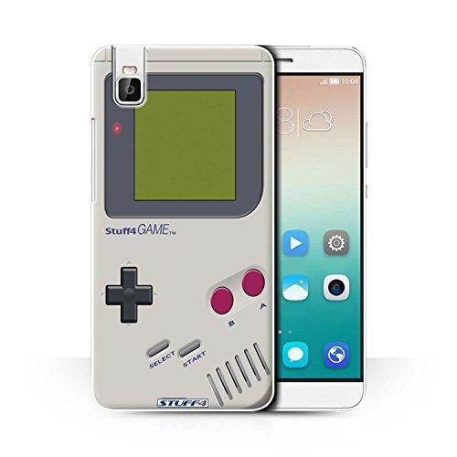 Stuff4 Hülle / Case für Huawei Honor 7i/ShotX / Nintendo Game Boy Muster / Spielkonsolen Kollektion