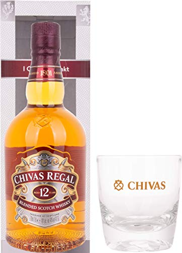 Chivas Brothers Chivas Regal 12 Years Old Blended Scotch Whisky (1 x 0.7 l) -