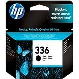 Original HP 336 Black Original Ink C9362E C9362EE Cartridge Deskjet / PSC/ Photosmart/ Officejet /Digital Copier printers - Easy Mail Packaging - Foil Inks