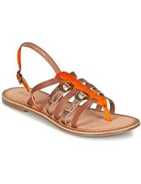 Sandalias de Mujer KICKERS 474274-50 DIXMILLE 173 ORANGE BRONZE