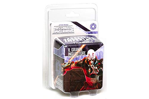 Asmodee Italia- Star Wars Assalto Imperial El Gran Inquisitor Juego de Mesa, Color, 9034