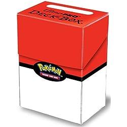 Ultra Pro Deck box Pokemon 80 cartas