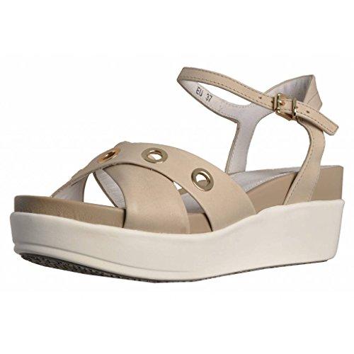 Sandali e infradito per le donne, colore Bianco sporco , marca STONEFLY, modello Sandali E Infradito Per Le Donne STONEFLY SKY 2 CALF Bianco Sporco Bianco sporco