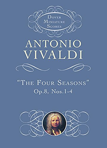 The Four Seasons (Dover Miniature Scores)