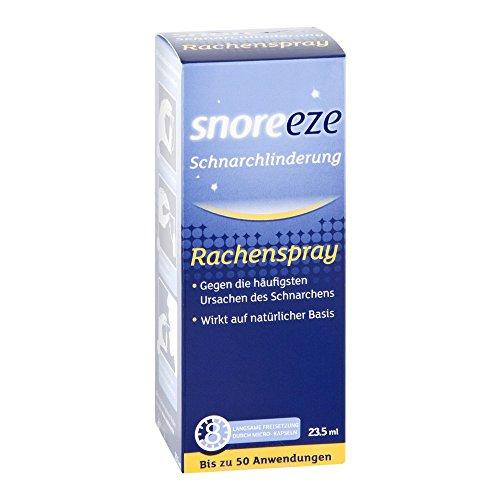 SNOREEZE Schnarchlinderung Rachenspray 23.5 Ml Spray