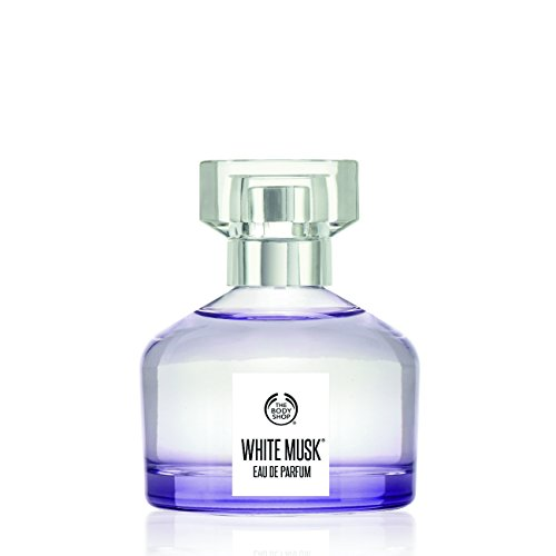 The Body Shop White Musk Eau de Parfüm, 1er Pack (1 x 50ml)