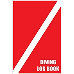 Diving logbook: Scuba diving professional logbook for all divers