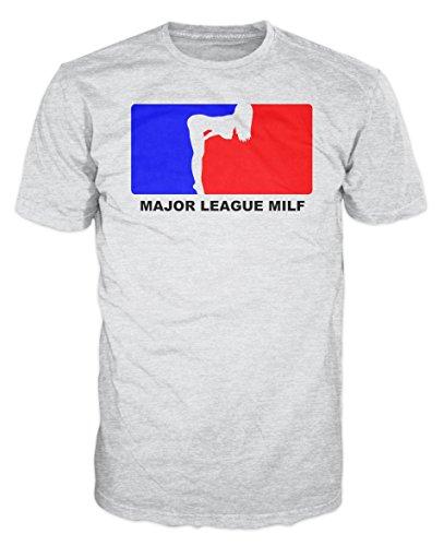 Haddaway Herren T-Shirt Grau Grau Gr. L, Grau - Grau (Club Boys Billionaire)