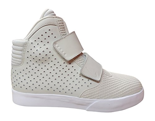 Nike Flystepper 2k3 Prm, Scarpe da Basket Uomo light bone white 006