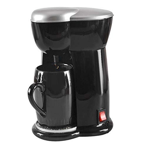 DYS@ Mini-Kaffeemaschine, Mini Einzel Cup Hauskaffee, Kaffeevollautomat