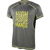 Crivit Herren Fahrrad Funktionsshirt Fitnessshirt Sportshirt 275553 Schwarz L