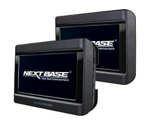 nextbase click 9 lite duo deluxe lecteur dvd portable double crans 9 avec 2 lecteur dvd. Black Bedroom Furniture Sets. Home Design Ideas