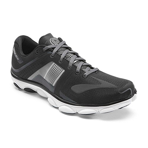 Brooks Pure Flow 4 D Black Anthracite Black