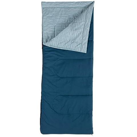 Coleman Schlafsack Hampton 220 (Deckenschlafsack Camping, leichter Sommerschlafsack, Outdoor und Indoor nutzbar, 220 x 100 (Estrema Svizzera)